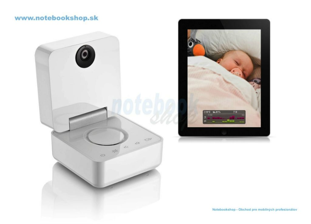 Withings Smart Baby Monitor Babyf 243 N Pre Ios Amp Android